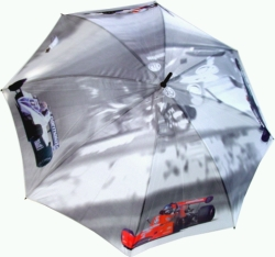 BMW promotion umbrella